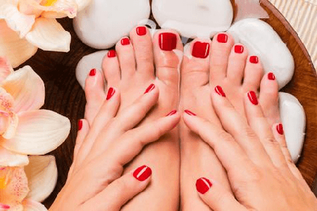 manicure pedicure hull